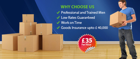 Man and Van Cheam | Man with Van Cheam | Removals Cheam | | Business | Scoop.it