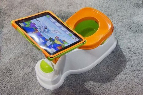 iPotty, iStroller, Apptivity Gym? Are we raising a generation of screen zombie ... - Parentdish   Mobile Learning   Scoop.it