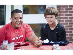 Frankfort High considering open-campus lunch | School Design | Scoop.it