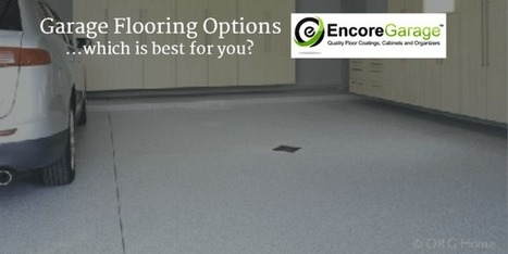Let's talk about Garage Floors- Which is Best? New Jersey Flooring Coating | All Things New Jersey | Scoop.it