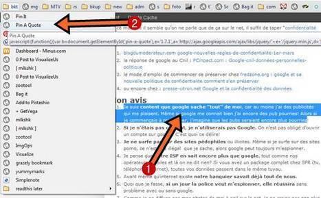 Comment envoyer du texte sur Pinterest ? | Time to Learn | Scoop.it