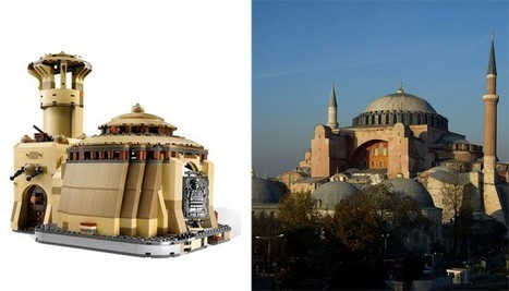 A/N Blog . LEGO Star Wars Set Accused of Racism, Resembling Hagia Sofia by Turkish Group | Digital-News on Scoop.it today | Scoop.it