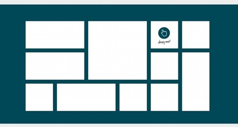 Gridster.js: A jQuery Plugin for Building Intuitive Draggable Layouts   Basics and principles for a good  Web Design   Scoop.it