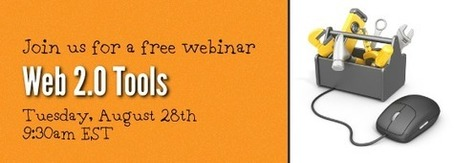 Web 2.0 tools: FREE WEBINAR from Powerful Learning Practice | A New Society, a new education! | Scoop.it
