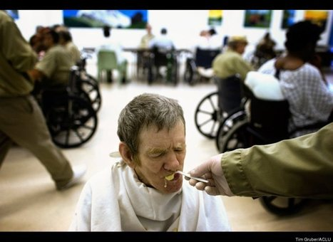 The Elderly in Prison | And Justice For All | Scoop.it