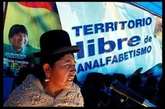 Cuba y Venezuela apoyan el combate al analfabetismo funcional en ... - teleSUR TV | biblioteca | Scoop.it