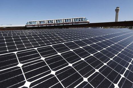 Solar power breakthrough hints at cheaper panels for more roofs (+video) | Sustain Our Earth | Scoop.it