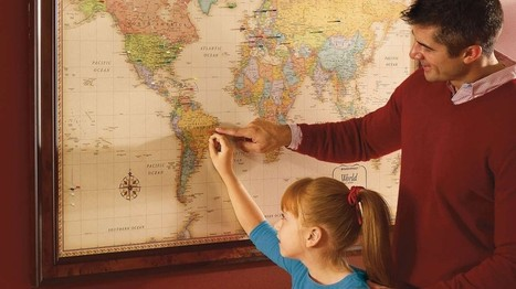 Magnetic Travel Map   Shut up and take my money!   Scoop.it
