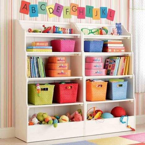 9 Delightful Ideas To Decorate Your Kid's Room In Budget | Home Decor | Scoop.it