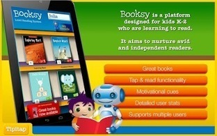 Booksy: learn to read platform - Applications Android sur Google Play | Android for Education | Scoop.it