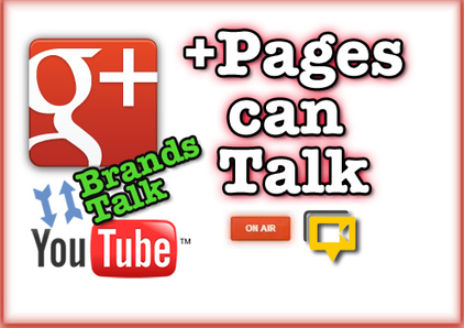 Ronnie Bincer - Google+ - Brand Pages can have their own YouTube Channel... so what?… | Young Adult and Children's Stories | Scoop.it