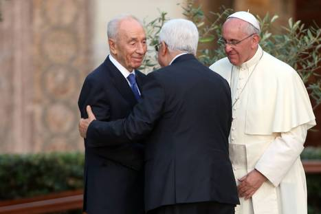 Pope brings Israeli and Palestinian leaders to Vatican for peace prayers - Dallas Morning News | Everyday Leadership | Scoop.it