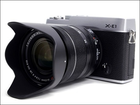 Fujifilm X-E1: first view | Iker Morán | Fuji X-Pro1 | Scoop.it