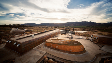 The Hippest Winery In Mexico Is Made Of Recycled Boats | Sustain Our Earth | Scoop.it