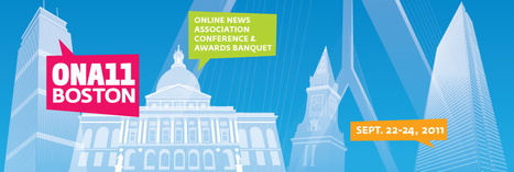 Mobile app, attendee list and survival guide | Online News Association 2011 | Scoop.it