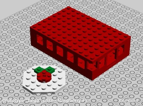 Lego case project | Projects and collaboration: general | Forum | Raspberry Pi | Raspberry Pi | Scoop.it