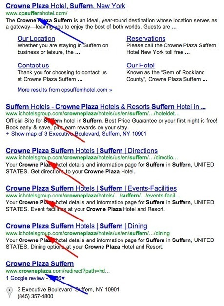 Google Showing The Same Website Too Many Times? | SEO Tips, Advice, Help | Scoop.it