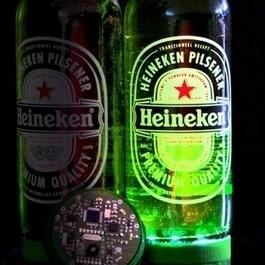Heineken  / Ignite Bottle / Contagious Magazine | Branded Content | Scoop.it