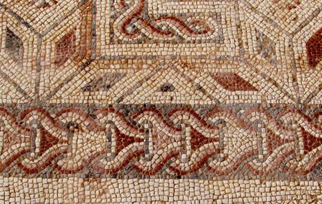 I mosaici della villa romana di Lilibeo. | LVDVS CHIRONIS 3.0 | Scoop.it