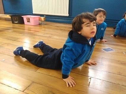 Recursos para introducir la práctica del yoga en el aula - Educación 3.0 | Neuroeducación | Scoop.it