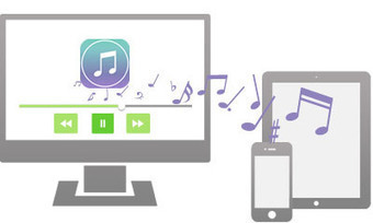 Comment transférer de la musique de l'iPhone, iPod, iPad ou Android sur son ordinateur | Time to Learn | Scoop.it