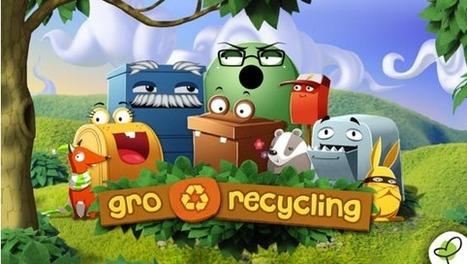 Νηπιαγωγείο: Gro Recycling | Νέες τεχνολογίες και χρήση Τ.Π.Ε. στο νηπιαγωγείο | Scoop.it