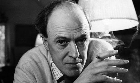 Fantastic Mr Dahl: Fun facts on the centenary of the popular author's birth | Reading discovery | Scoop.it