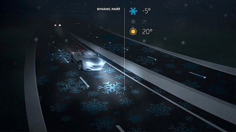 Glow in the dark highway of the future to begin tests next year | It's Show Prep for Radio | Scoop.it