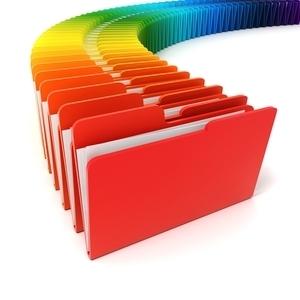 Be Creative AND Organized: Color-Code Your Windows Folders | omnia mea mecum fero | Scoop.it