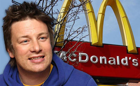 Jamie Oliver Campaign makes McDonald's change recipe | Health and Fitness | Scoop.it