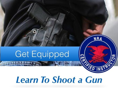Learn To Shoot a Gun | Personal Protection - Concealed Carry | Scoop.it