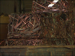 Copper theft epidemic has lawmakers looking for answers   Sustain Our Earth   Scoop.it