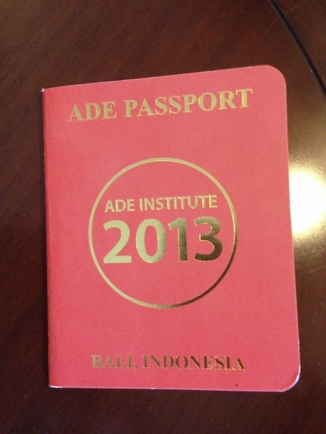 #ADE Institute 2013 – Part 1 | Teaching w/ Technology | iPad in Education! | Scoop.it