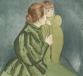 Exposition Mary Cassatt à Paris - Fondation Mona Bismarck - 26 septembre - 20 janvier 2013 | Les expositions | Scoop.it