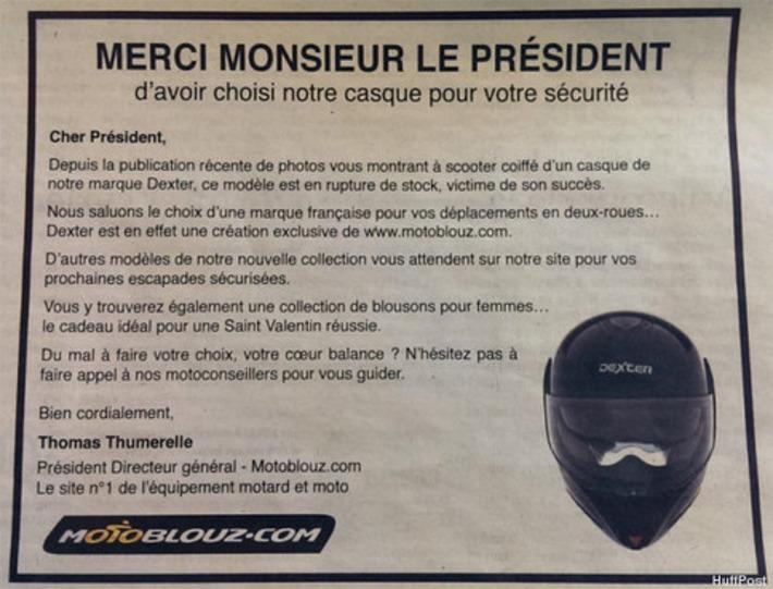 Comment les marques se sont appropriées l'affaire Hollande / Gayet   SEO et Social Media Marketing   Scoop.it