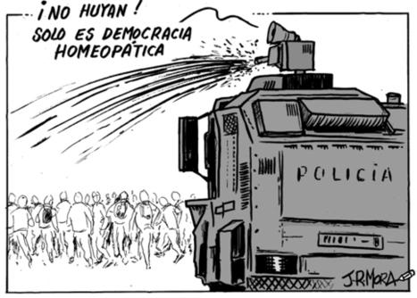 171213-agua-policia.jpg (570x408 pixels) | Trade Unions | Scoop.it