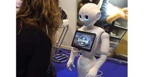 Avec Mastercard les robots deviennent des bornes de paiement | Une nouvelle civilisation de Robots | Scoop.it