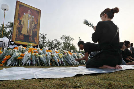 Thais hold off on spending as country mourns king- Nikkei Asian Review | Thai NEWS | Scoop.it