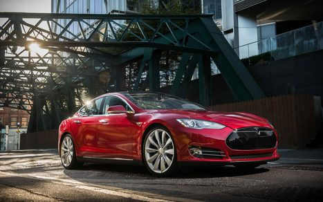 Tesla shares surge after unveiling shock Q3 profit | carsalesbay.co.uk ----- Used car sale UK ------    Sell your car online FREE | Scoop.it