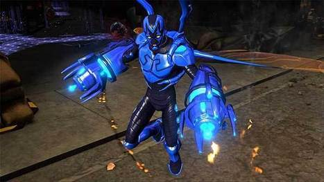 Jeux video: Découvrez Blue Beetle, le nouveau champion du jeu Infinite Crisis ! - Cotentin webradio actu buzz jeux video musique electro  webradio en live ! | cotentin-webradio jeux video (XBOX360,PS3,WII U,PSP,PC) | Scoop.it
