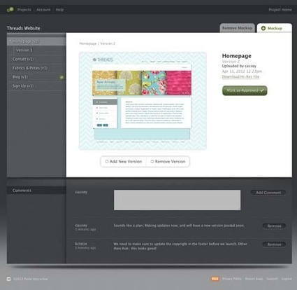 12 Free Wireframing and Prototyping Tools For Designers | the web - ICT | Scoop.it