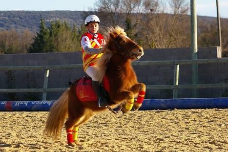 Le Horseball de Saint Georges d'Orques haut en couleurs ! | Maillot de Sport | Scoop.it