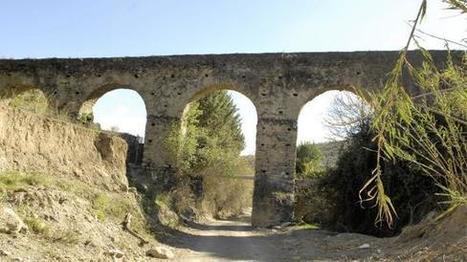 El acueducto de Ugíjar (Granada) aún sigue funcionando tras dos mil años de historia | LVDVS CHIRONIS 3.0 | Scoop.it