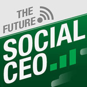 For The CEO Of The Future, Social Media Is A Must [Infographic] - SocialTimes.com | BI Revolution | Scoop.it