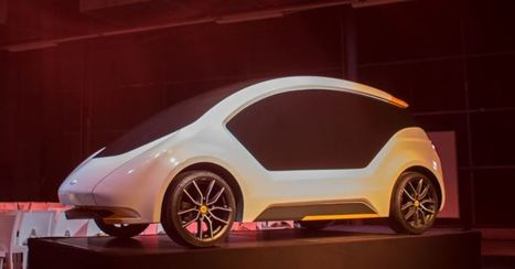 Netherlands Start-Up Offers Electric Car For $37 A Week - Gas 2 | Heron | Scoop.it