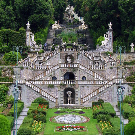 The Garzoni Garden and the Butterfly House in Collodi, Tuscany | Italia Mia | Scoop.it