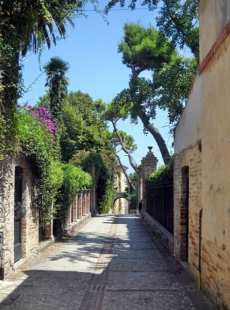 Marano: the history of the ancient village in southern Le Marche | what is on inernet | Scoop.it