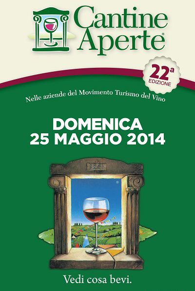 Cantine Aperte 24 & 25 of May - Italy's Wine-Tasting Tradition | Vinitours | Scoop.it