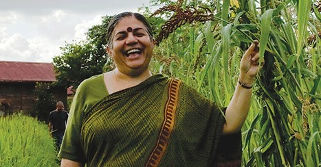 Vandana Shiva: Everything I Need to Know I Learned in the Forest   Save Our Planet   Scoop.it