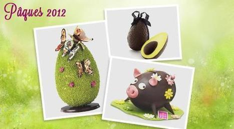 Des chocolats originaux pour Pâques ! | agro-media.fr | Actualité de l'Industrie Agroalimentaire | agro-media.fr | Scoop.it